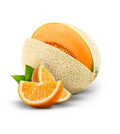 Orange Cantaloup
