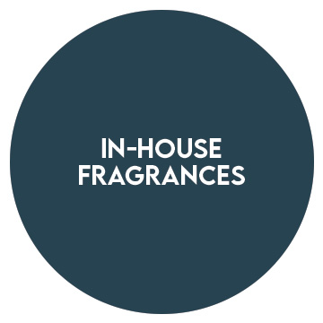 In-house fragrances